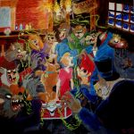 Scooby Doo: Welcome To Wolfbane Tavern by scoobykeys