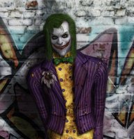Why so serious? by blufan