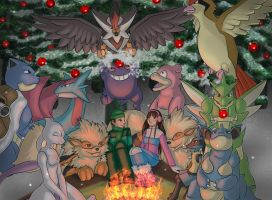 Pokemon - By The Fire