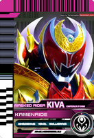 Kamen Ride Kiva Emperor Form by YorkeMaster