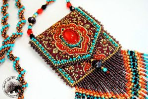 Marrakech Amulet by GoodQuillHunting