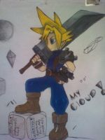 Chibi Cloud by candy-spazz-tabby