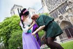 The Bohemian and the Hunchback by Erendrym