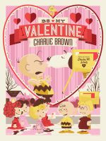 Be My Valentine, Charlie Brown by Weidel