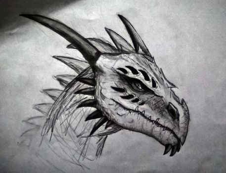 Dragon by Rilv