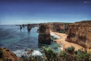 hdr - twelve apostles 02 by mayonzz