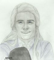 Prince of Mirkwood by Elflover21