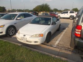 1995 Toyota Paseo Contvertible [Beater] by TR0LLHAMMEREN