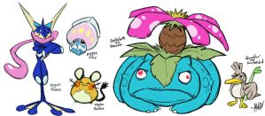 Poketeam AWD! by AndrewDickman