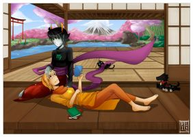 HS: Quality Time... by Tripower