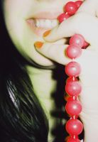 play the pearls in your teeth by Liudaswith