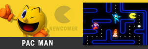 REQUEST ssb4 Pac Man by TheDrawingDutch