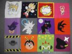 Handmade Sonic Collage by Mew-Mew-Rocky