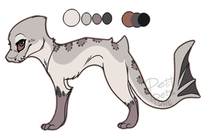 Custom creature adoptable 4 by Petit-Pets