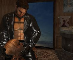 Just feel my leather, Sheva by PWheroCR