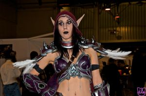 Japan Expo Sud 2013 - Sylvanas - 7600 by dlesgourgues