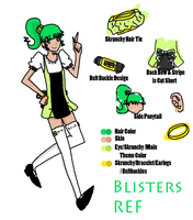 PPG OC Ref: Blisters by YouAskMeFirst2