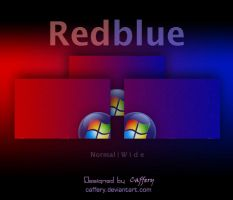 Redblue by Caffery