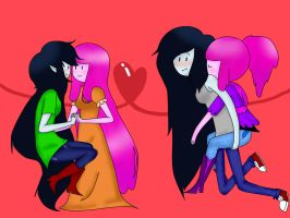 Even MORE bubbline x3 by moninka