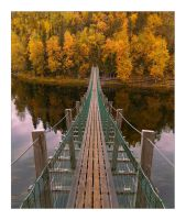 Bridge To Autumn by FatalBite