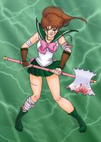 Sailor Jupiter by Lime-Bat