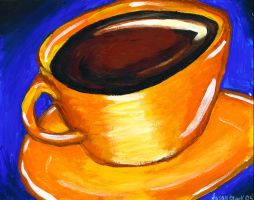 Coffee Cup by Sularias