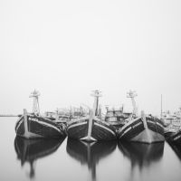 3 boats by Hengki24