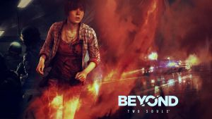 Beyond: Two Souls - Wall 2 by mattsimmo