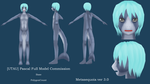 Pascal Model (Work in progress) by PolygonCount