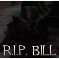 R.I.P Bill by ANDREW115342