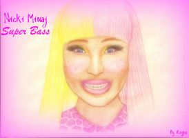 Nicki Minaj Super Bass by Imnotverynormal