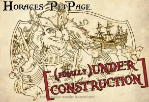 Horace's Petpage - TEASER by Quarter-Virus