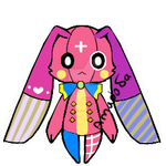 Monster Circus doll  pet Adoptable ended by AS-Adoptables