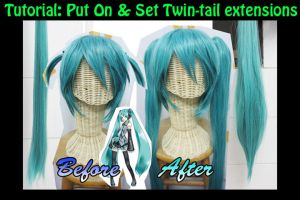 Wig Tutorial : Extension clips by valxonia