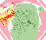 Valentine's PASHION by Blind-Poisoned-Soul