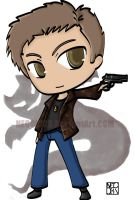 Commission 15: Dean Winchester by neooki23