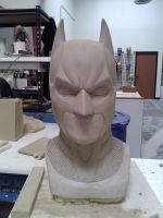 Batman Mask final by CarnevaleObscura