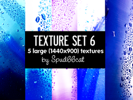 Texture Set 6 by spud66cat