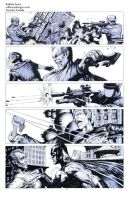 Batman pencil sample04 by Raffaele-Ienco