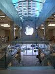 Chicago Apple Store by rerighthand