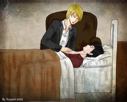 Drarry - All Life is Yours to Miss (Nightmare) by yuuyami-artist