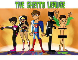 The Ghetto League - Noah's Contest Entry by Emperor-Lucas