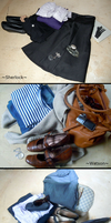 Sherlock:Casual clothes by Milwa-cz