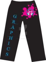 Sweatpants Design by MusicMedicine