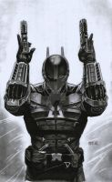 ARKHAM KNIGHT by grandizer05