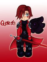 1 Winged Chibi: Genesis-Color by megami195