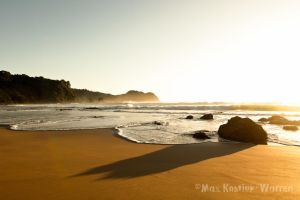Te Karo Bay by MaxK-W