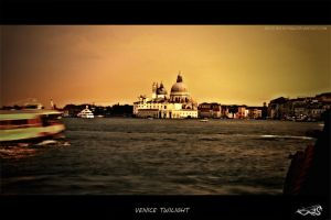 twilight in venice by archonGX