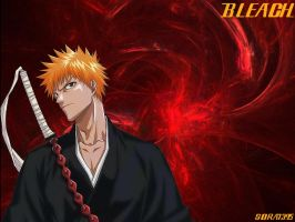 Ichigo Wallpaper by Sora7395