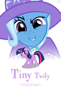 Tiny Twily front cover by kwark85
